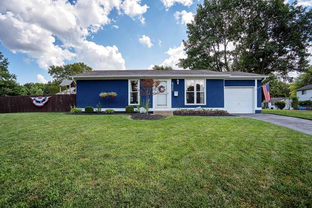 6350 Hunt Club Road W, Westerville, OH 43081 (MLS #221030710) :: 3 Degrees Realty