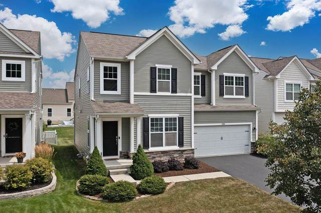 5986 Bricklin Street, Westerville, OH 43081 (MLS #221030738) :: The Holden Agency