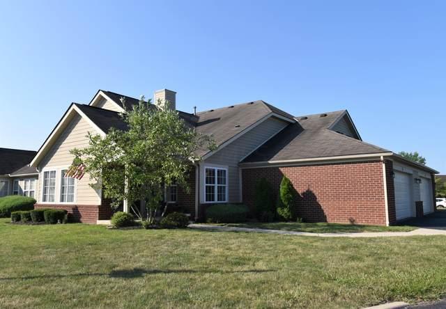 61 Greenhedge Circle, Delaware, OH 43015 (MLS #221030753) :: ERA Real Solutions Realty