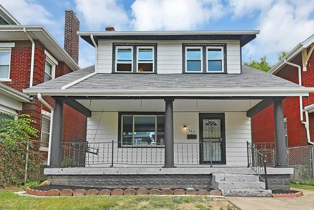 780 Kimball Place, Columbus, OH 43205 (MLS #221030822) :: ERA Real Solutions Realty