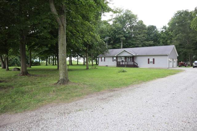 3145 Mcneal Road, Galion, OH 44833 (MLS #221030952) :: Exp Realty