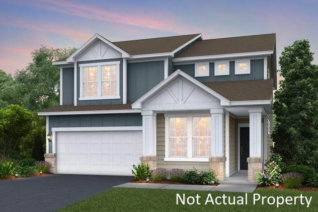 5697 Cleome Road Lot 12, Westerville, OH 43081 (MLS #221030976) :: Millennium Group