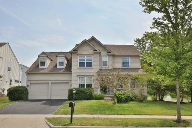 7194 Dean Farm Road, New Albany, OH 43054 (MLS #221031017) :: Sandy with Perfect Home Ohio
