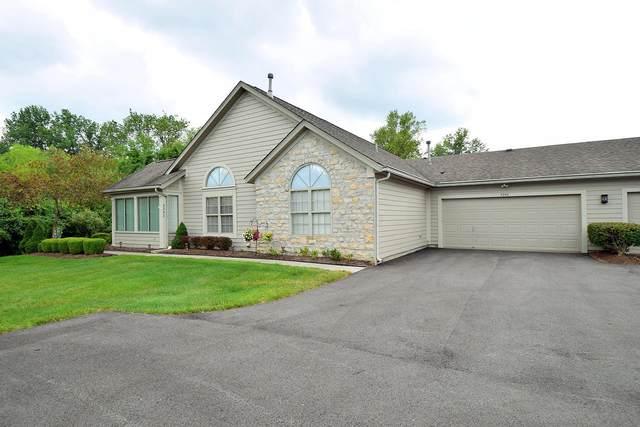 5342 Meadowood Lane, Westerville, OH 43082 (MLS #221031065) :: Greg & Desiree Goodrich | Brokered by Exp