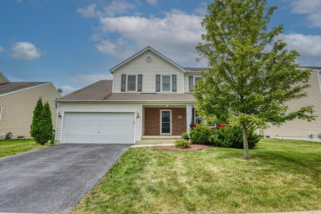 2055 Preakness Place, Marysville, OH 43040 (MLS #221031099) :: Greg & Desiree Goodrich   Brokered by Exp
