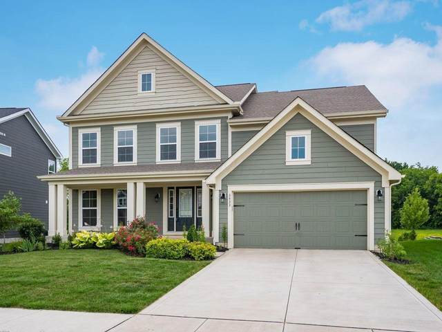 3433 Woodland Drive, Hilliard, OH 43026 (MLS #221031121) :: ERA Real Solutions Realty