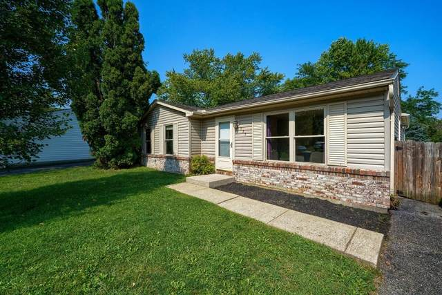 825 Ginger Willow Court, Columbus, OH 43228 (MLS #221031126) :: 3 Degrees Realty