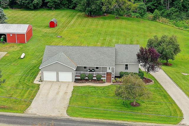 10331 Gregg Road, Fredericktown, OH 43019 (MLS #221031149) :: ERA Real Solutions Realty