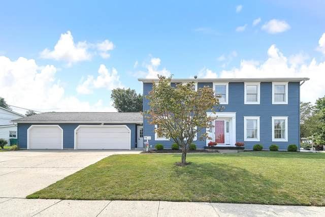 895 Jean Court, Newark, OH 43055 (MLS #221031204) :: Exp Realty