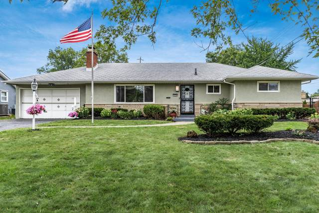 1326 College Avenue, Columbus, OH 43209 (MLS #221031222) :: The Holden Agency