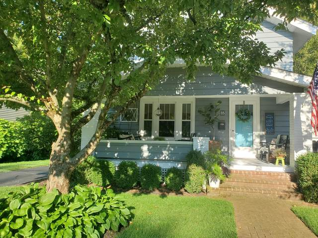 85 University Street, Westerville, OH 43081 (MLS #221031250) :: ERA Real Solutions Realty