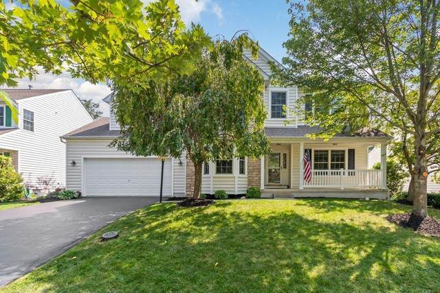 7187 Eventrail Drive, Powell, OH 43065 (MLS #221031257) :: ERA Real Solutions Realty