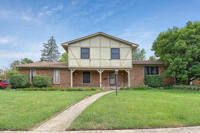 1776 Larkwood Place, Columbus, OH 43229 (MLS #221031297) :: The Holden Agency
