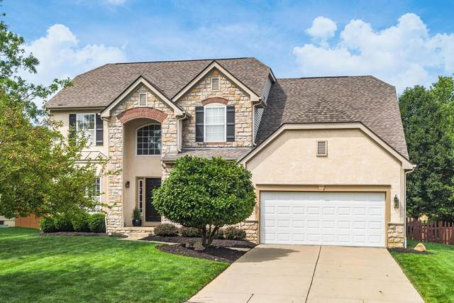 7201 Nightshade Drive, Westerville, OH 43082 (MLS #221031304) :: The Holden Agency