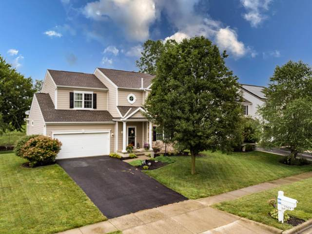 1369 Summersweet Circle, Lewis Center, OH 43035 (MLS #221031331) :: The Holden Agency