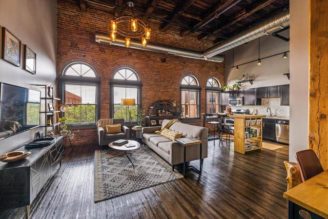 570 S Front Street #303, Columbus, OH 43215 (MLS #221031430) :: Signature Real Estate