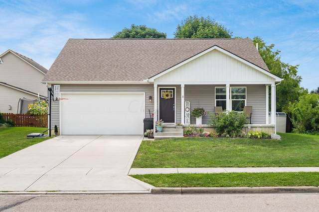1000 Willow Creek Drive, Plain City, OH 43064 (MLS #221031491) :: 3 Degrees Realty