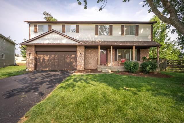 2800 Volunteer Court, Reynoldsburg, OH 43068 (MLS #221031514) :: Signature Real Estate