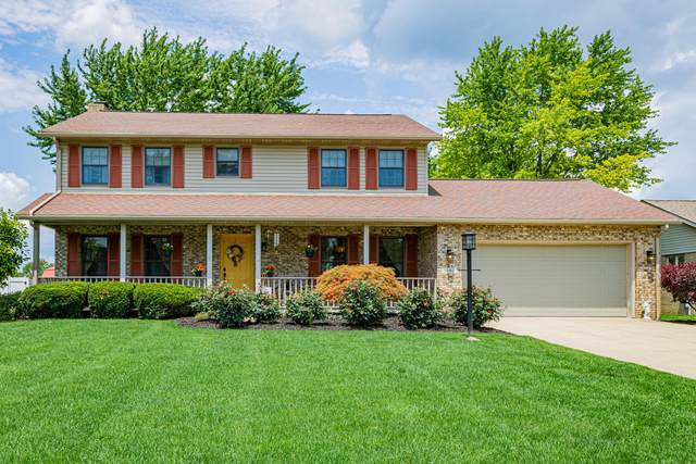 1080 Langeais Drive, Marion, OH 43302 (MLS #221031516) :: ERA Real Solutions Realty