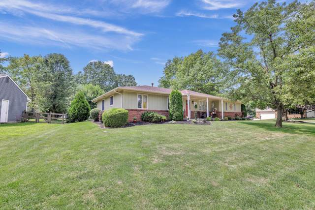 63 Heather Drive, Delaware, OH 43015 (MLS #221031762) :: The Holden Agency