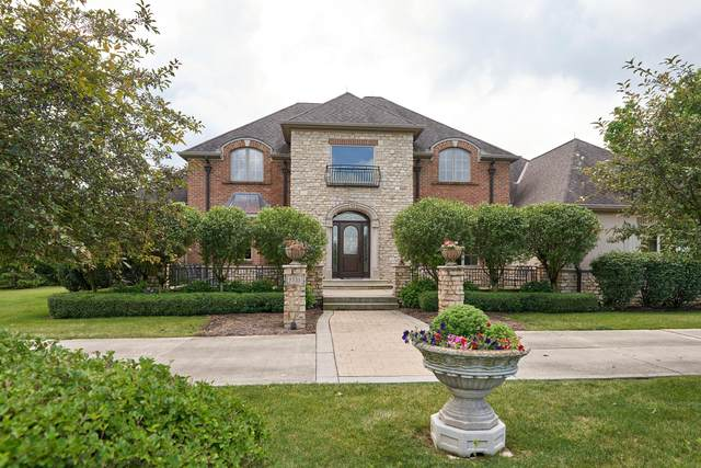 5335 Hoover Gate Lane, Westerville, OH 43082 (MLS #221031814) :: Greg & Desiree Goodrich | Brokered by Exp