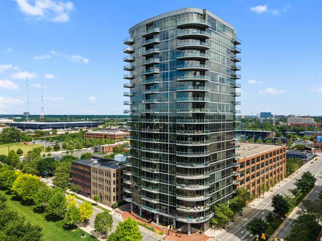 300 W Spring Street #1101, Columbus, OH 43215 (MLS #221031816) :: Signature Real Estate
