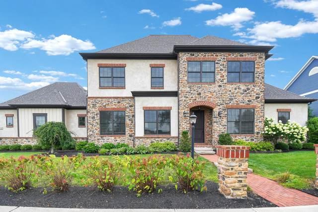 6749 Burnett Lane, Dublin, OH 43017 (MLS #221031832) :: ERA Real Solutions Realty