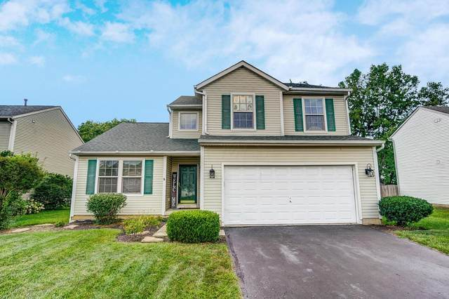 3993 Walnut Crossing Drive, Groveport, OH 43125 (MLS #221031885) :: 3 Degrees Realty