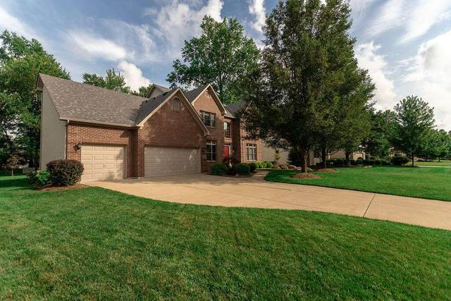 5636 Turnberry Drive, Westerville, OH 43082 (MLS #221031985) :: The Holden Agency