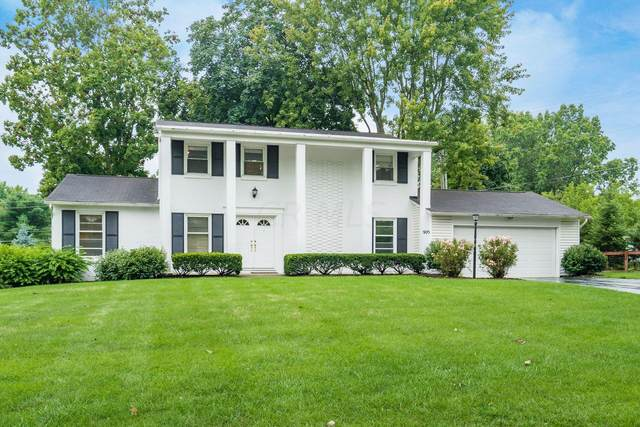 905 Mission Hills Lane, Columbus, OH 43235 (MLS #221032025) :: ERA Real Solutions Realty
