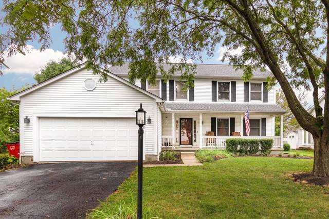 5568 Forest Glen Drive, Grove City, OH 43123 (MLS #221032111) :: The Holden Agency