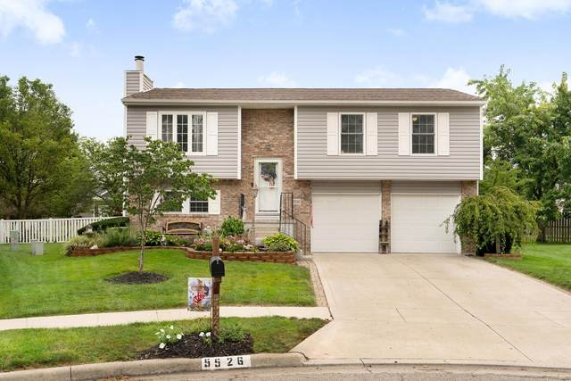 5526 Coral Court, Galloway, OH 43119 (MLS #221032139) :: Greg & Desiree Goodrich | Brokered by Exp