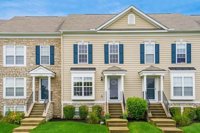 5932 Bridgehampton Drive 64-5932, New Albany, OH 43054 (MLS #221032208) :: ERA Real Solutions Realty