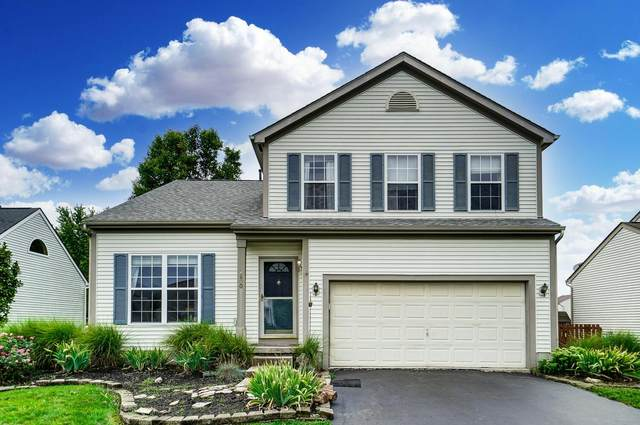 8600 Squad Drive, Galloway, OH 43119 (MLS #221032213) :: ERA Real Solutions Realty