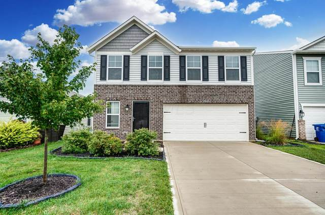 7440 Willow Leaf Drive, Canal Winchester, OH 43110 (MLS #221032240) :: Exp Realty