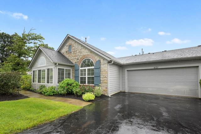 4121 Aumbrey Court 34-412, New Albany, OH 43054 (MLS #221032249) :: ERA Real Solutions Realty