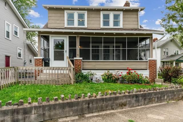 649 S Ogden Avenue, Columbus, OH 43204 (MLS #221032303) :: Signature Real Estate