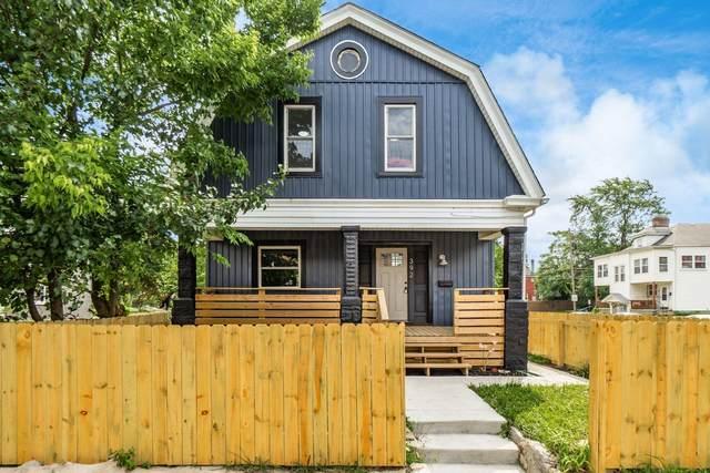 392 Saint Clair Avenue, Columbus, OH 43203 (MLS #221032372) :: Exp Realty