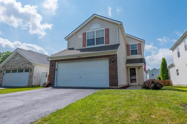 5763 Coldcreek Drive, Hilliard, OH 43026 (MLS #221032376) :: Exp Realty