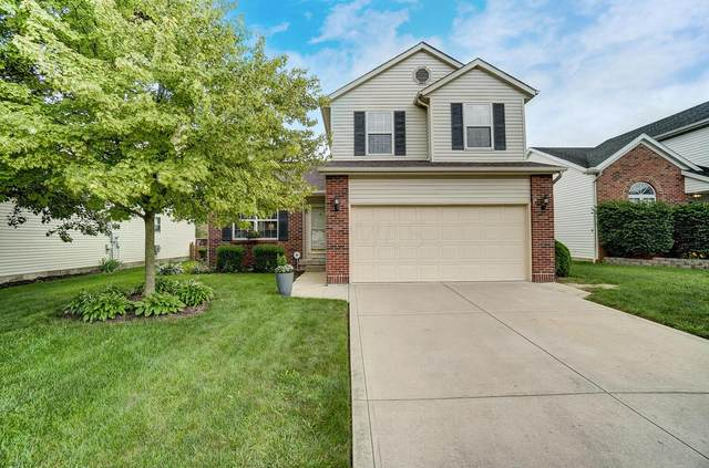 5915 Brookmont Drive, Hilliard, OH 43026 (MLS #221032402) :: 3 Degrees Realty