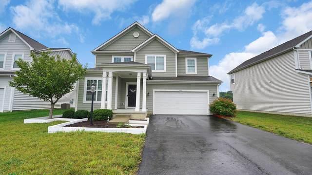 813 Zeller Drive, Pickerington, OH 43147 (MLS #221032406) :: Exp Realty