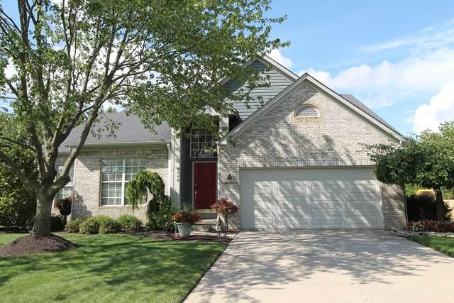 8666 Kingsley Drive, Reynoldsburg, OH 43068 (MLS #221032445) :: The Holden Agency