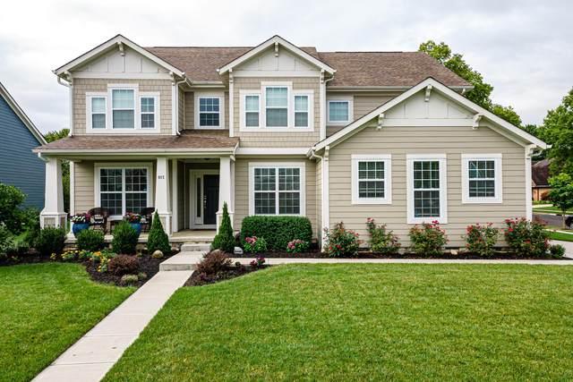 815 Bigham Ridge Boulevard, Westerville, OH 43081 (MLS #221032456) :: 3 Degrees Realty
