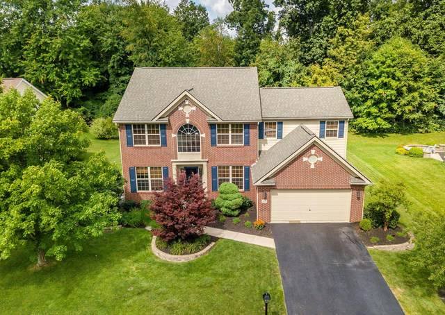 2844 Bold Venture Drive, Lewis Center, OH 43035 (MLS #221032521) :: 3 Degrees Realty