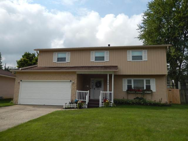 1949 Torchwood Drive, Columbus, OH 43229 (MLS #221032548) :: The Holden Agency