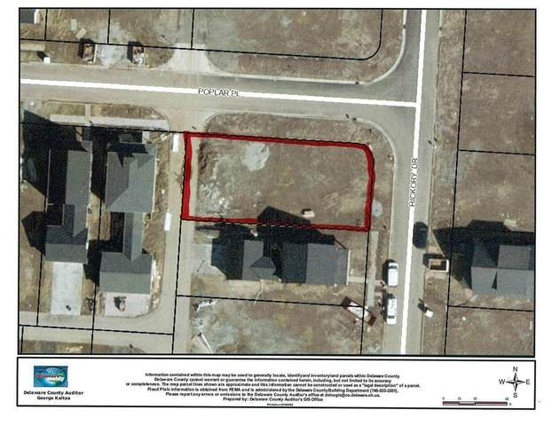 0 Hickory Drive Lot 8474, Lewis Center, OH 43035 (MLS #221032595) :: Exp Realty