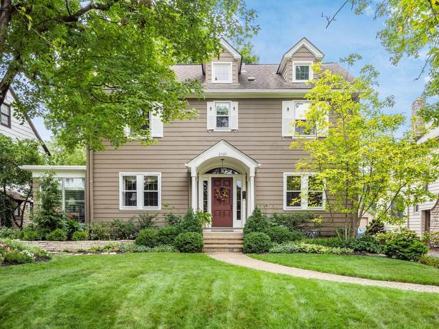 2483 Coventry Road, Upper Arlington, OH 43221 (MLS #221032675) :: The Holden Agency