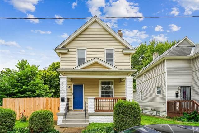 709 E Columbus Street, Columbus, OH 43206 (MLS #221032684) :: The Holden Agency