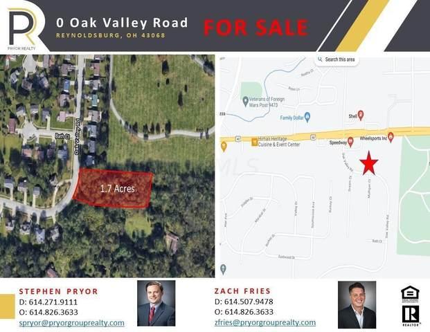 0 Oak Valley Road, Reynoldsburg, OH 43068 (MLS #221032694) :: Signature Real Estate