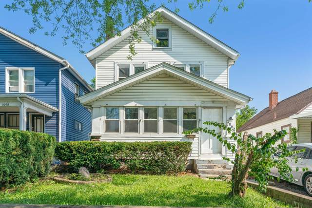 1062 E 14th Avenue, Columbus, OH 43211 (MLS #221032840) :: ERA Real Solutions Realty